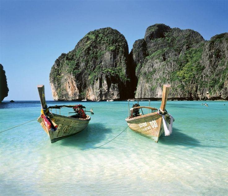 Phi Phi Beach: (FT) Sri Lanka Tops National Geographic Traveller's