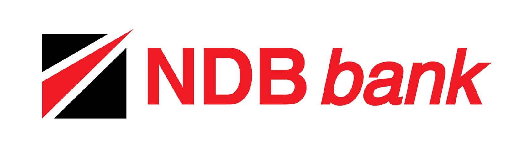 ndb bank logo - INVEST.LK