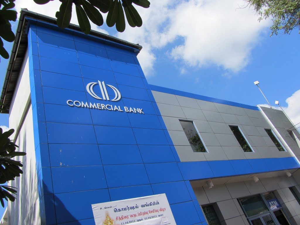 Commercial Bank gets license to operate in Myanmar - INVEST.LK